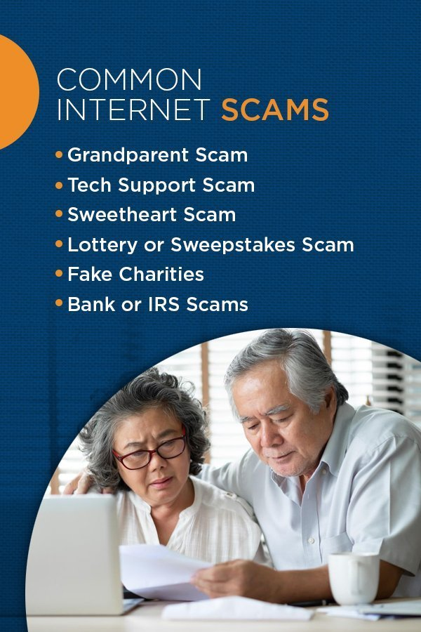 Common Internet Scams